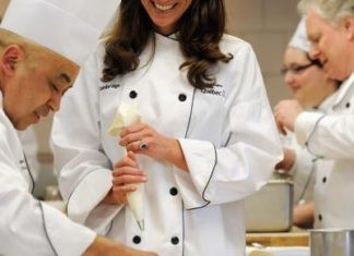 Kate Middleton dieta post partum