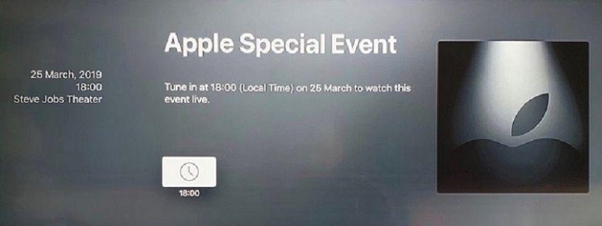 streaming apple